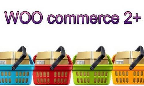 Woocommerce — плагин интернет магазина версии 2+