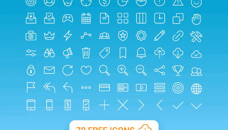 Новые и самые крутые иконки