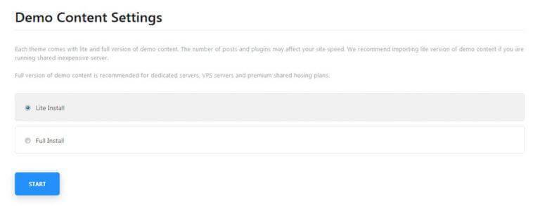 WordPress шаблон Monstroid 2